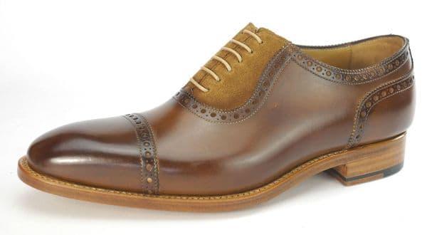 Carlos Santos 4391 Algarve Brown Shoes